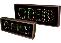 Open/Closed Toggle Sign