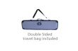 Retractable Banner Stand - Double Step Travel Bag