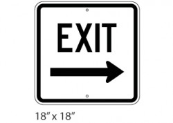 Exit Right 2
