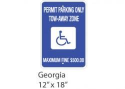 Handicap Georgia