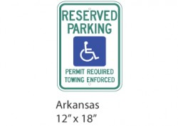 Handicap Arkansas