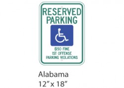 Handicap Alabama