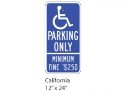 Handicap California
