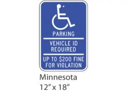 Handicap Minnesota