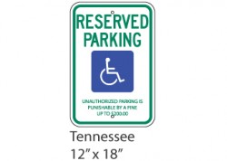 Handicap Tennessee