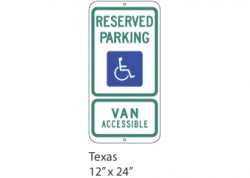 Handicap Texas