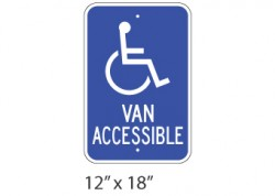 Handicap Van Access