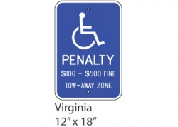 Handicap Virginia