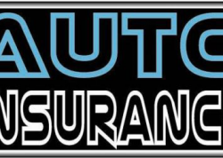 Auto Insurance Sign