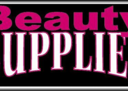 Beauty Supplies Sign
