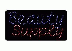 Beauty Supply LED