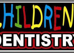 Children's Dentistry Sign