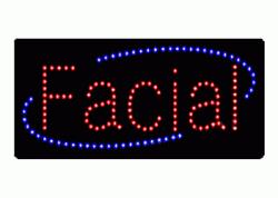 Facial LED