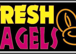 Fresh Bagels Sign