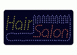 Hair Salon LED