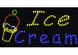 Ice Cream LED