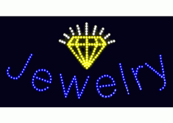 Jewelry Curve LED
