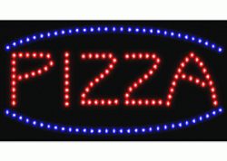 Pizza LED