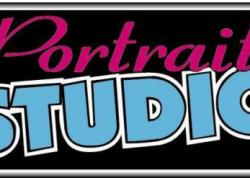 Portrait Studio Sign