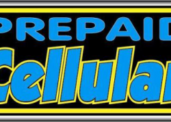 Prepaid Cellular Sign