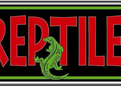 Reptiles Sign