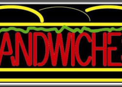Sandwiches Sign