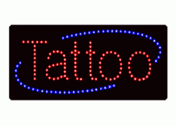 Tattoo LED