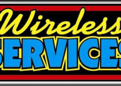 Wireless Services Sign