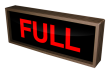Outdoor LED Signal Signs - Backlit Full