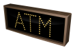 Outdoor LED Signal Signs - ATM