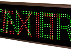 Enter/Exit Toggle Sign