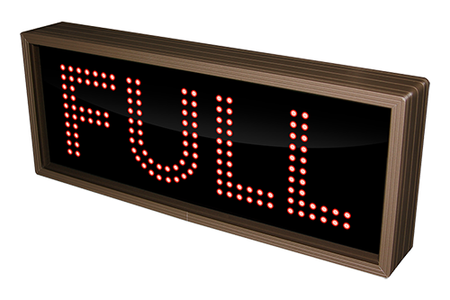 Outdoor LED Signal Signs - Full