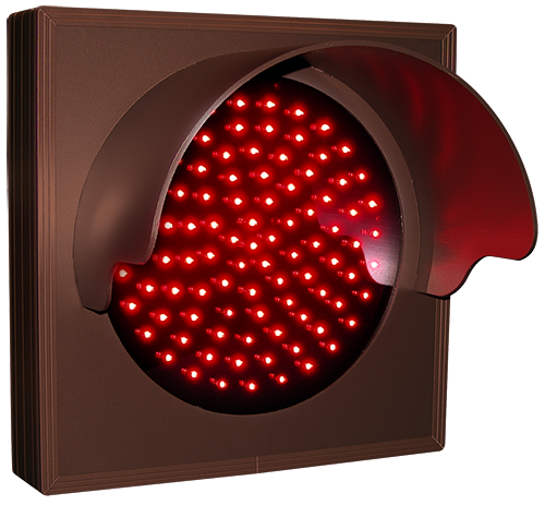 LED Signal Signs - Traffic Controllers - Single Indicator Dot