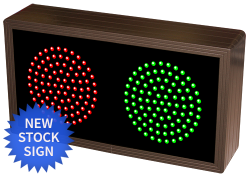 LED Double Indicator Dots
