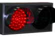 LED Traffic Controllers - Indicator Dots with Hoods