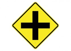Four Way Intersection