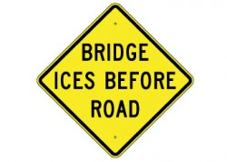 Bridge Ice