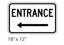 Entrance Left