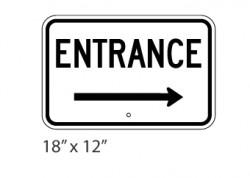 Entrance Right
