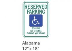 Handicap Alabama