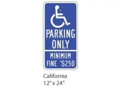 Handicap California