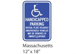 Handicap Massachusetts