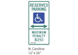 Handicap North Carolina