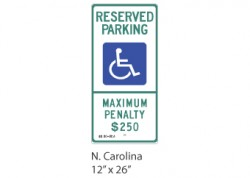 Handicap North Carolina Arrow
