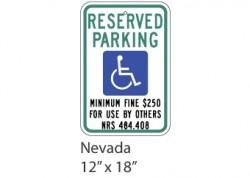 Handicap Nevada