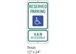 Handicap Texas