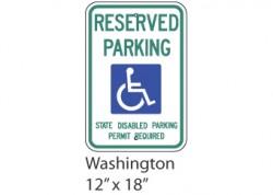 Handicap Washington