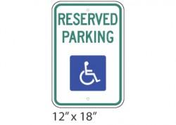 Handicap Reserved