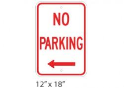 No Parking Left