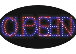 Open / Closed Toggle Sign